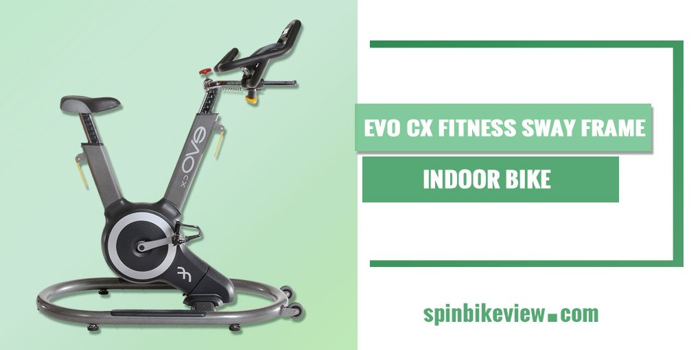 EVO CX Fitness Sway Frame Indoor Bike