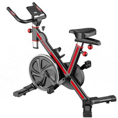 Fitleader FS1 Stationary Exercise Bike