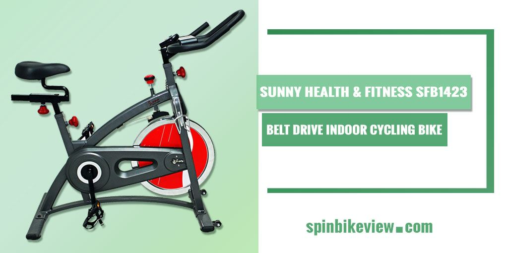 Sunny Health & Fitness SF B1423 Review